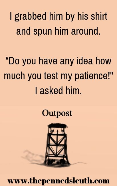 Outpost - The Penned Sleuth
