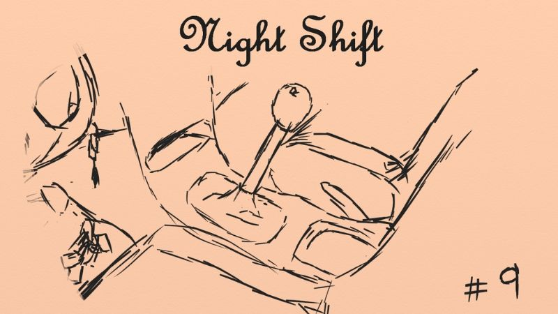 Night Shift, Short Story, The Penned Sleuth