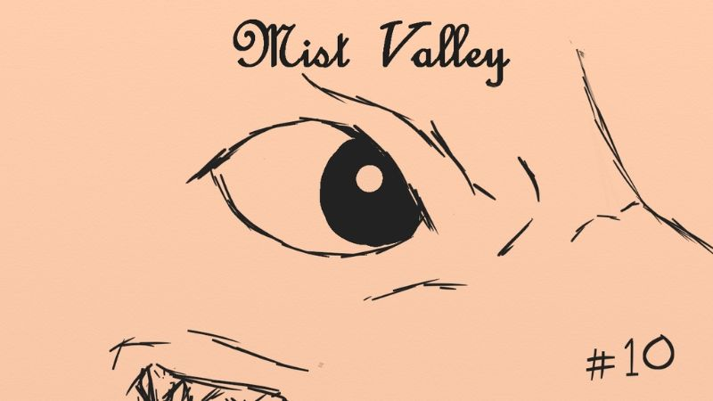 Mist Valley, Short Story, The Penned Sleuth