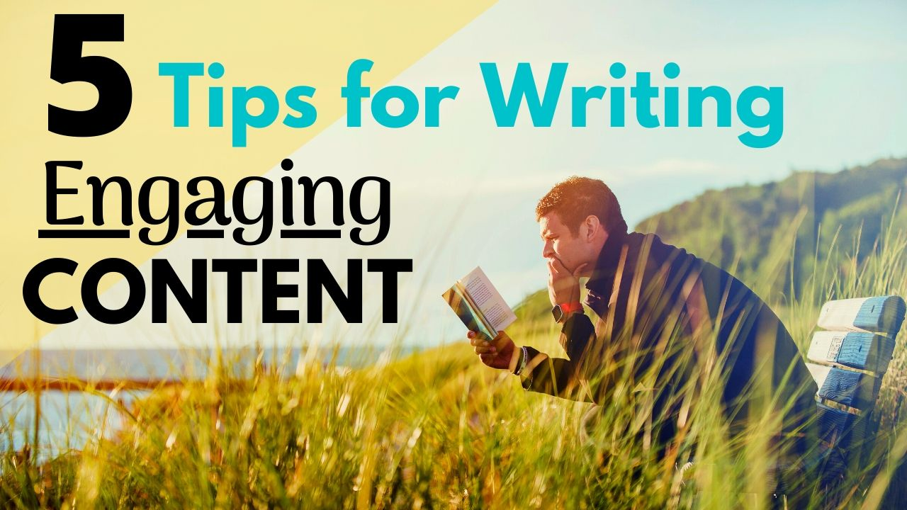 5 Tips for Writing Engaging Content, Matthew Dewey, The Penned Sleuth, Keeping your reader interested in your content is a challenge-and-a-half for most beginner writers. There are many factors that can cause a reader to close a book and put it back on the shelf. It is key that you establish engaging content, but how? What is it that makes a reader stop and invest themselves in an article or story?  Here's how in five, simple steps!