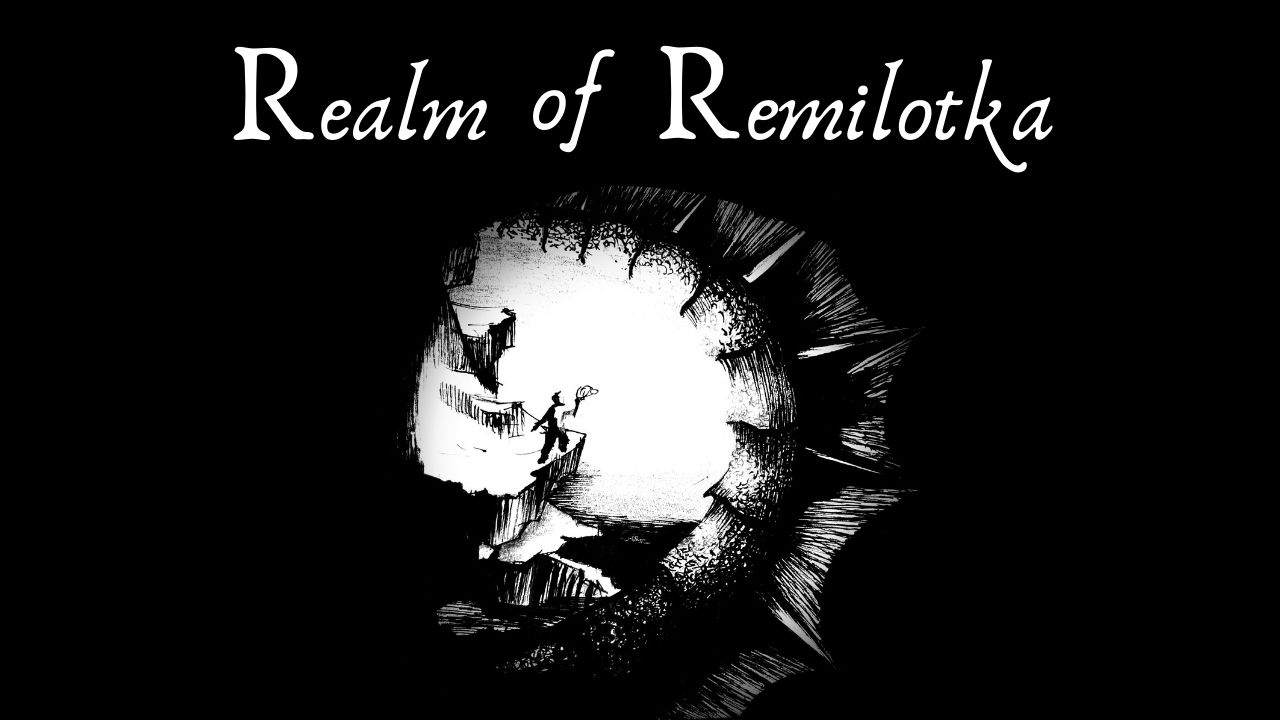 Realm of Remilotka, Matthew Dewey, The Penned Sleuth, Finding a void god in this reality was difficult for me at first. The majority of research was done by a Frenchman named Hector Allaire, my ancestor. It is well-known that during the storming of the Bastille in July 1789, many valuables were stolen as well as prisoners freed. Among these valuables was a journal written by an 'insane' revolutionary, which was confiscated during his incarceration.
