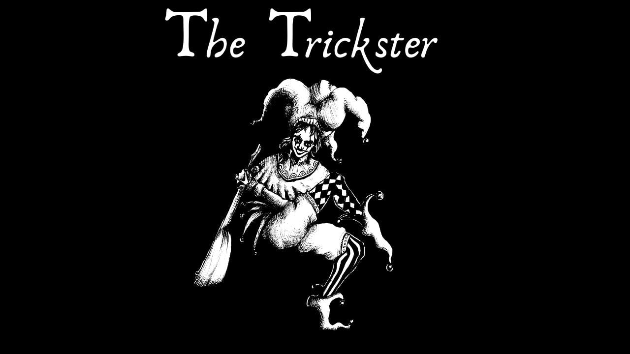 The Trickster, Matthew Dewey, The Penned Sleuth, Harmony can be broken by the slightest intrusion. The finest piece of music can include one disconnected sound and people will only remember that break in flow. So it was that the town Elfinnes had its own discord sewn into its history. A time of madness and murder, planned and crafted by a troublesome individual. An individual who reveled in the madness of his creation, a man of chaos; the Trickster.