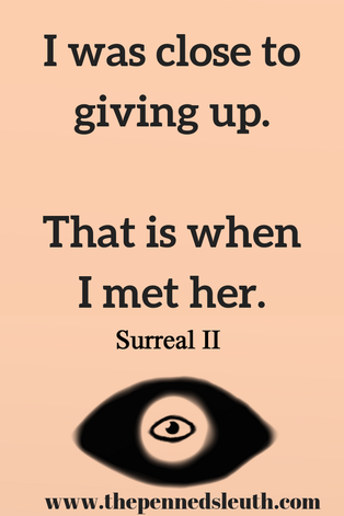 Surreal II, A story of madness finding peace through love