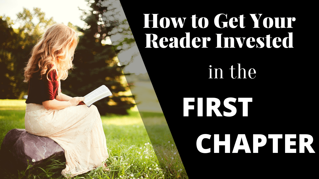 How to Get Your Reader Invested in the First Chapter, Matthew Dewey, The Penned Sleuth, Writing the first chapter is seen as a difficult task. Many believe that if you don't nail it, you have lost your reader. The reality is that it is very easy to achieve a great first chapter, it doesn't require much of you or your story at all. There are just some simple things to remember.  Let's jump into it!
