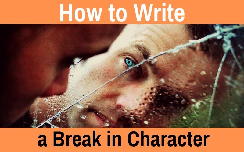 How to Write a Break in Character, The Penned Sleuth, Matthew Dewey, Be it in literature or film, when a character does something you don't expect, it is a surreal experience. You always expect them to do something more fitting with who they are, but they sometimes go in the entirely opposite direction. I am going to go through these breaks in character with you and how you can write them.  Let's jump into it!
