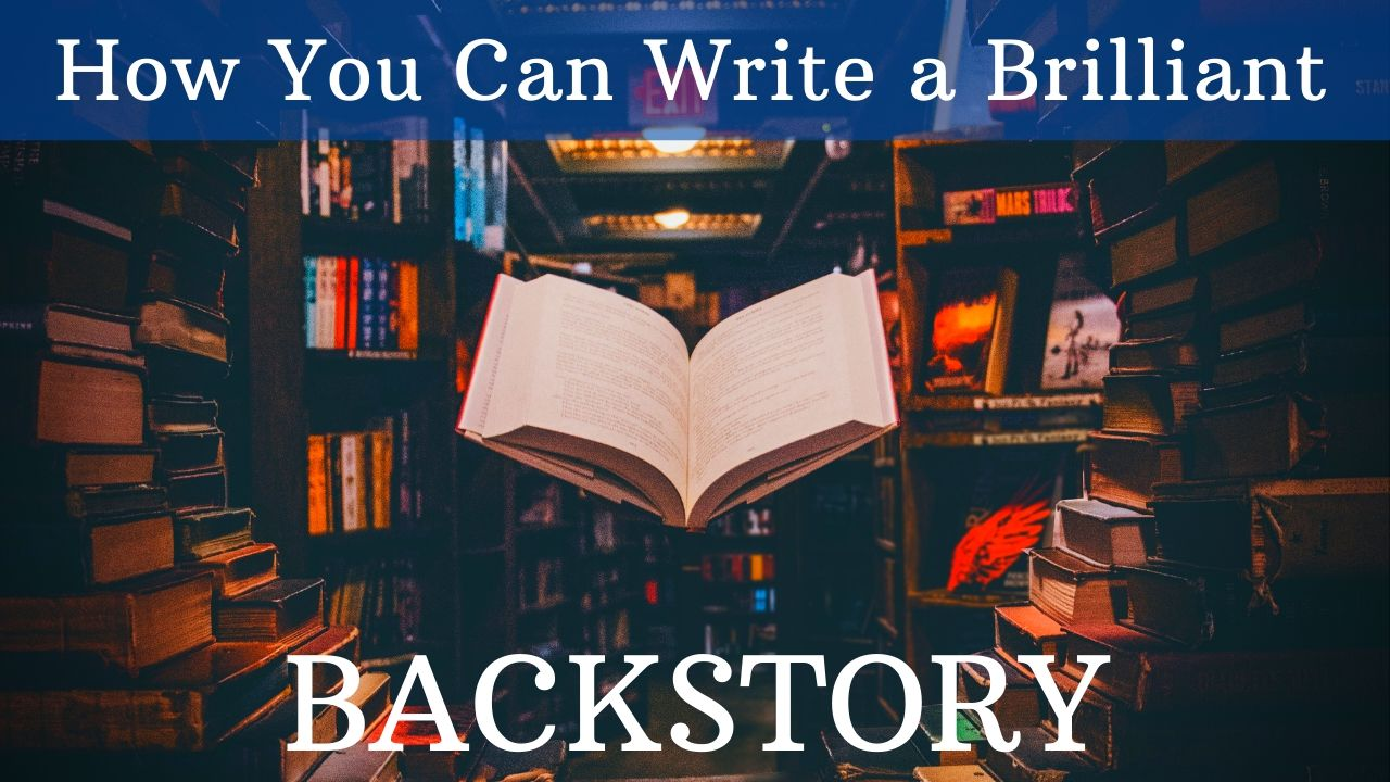 How You Can Write a Brilliant Backstory, Matthew Dewey, The Penned Sleuth, Backstory is one of the greatest tools you can use in your writing. You can use it to give characters reason for their actions, a reason to be in your novel. It can be used to foreshadow events, develop characters and intrigue the reader. Yet, there are common mistakes writers make.  Here is how you can write your perfect backstory!