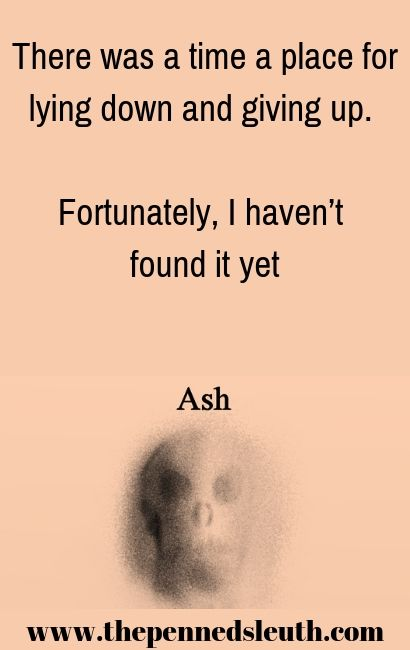 Ash, Short Story, The Penned Sleuth, Action, Adventure, Science Fiction