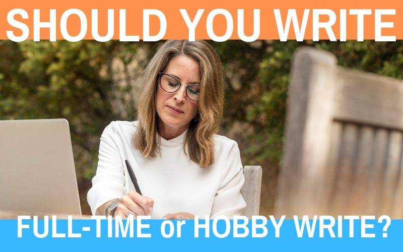 Should You Write Full-Time or Hobby Write?, The Penned Sleuth, Writing Advice, ​A question you need to ask yourself if you are considering a career in writing. Don't overestimate your interest in writing as a 'calling'. Your greater purpose in life is whatever you make of it. Like many career choices, you shouldn't jump straight into writing. I am going to ask you some clear questions that will help you decide once and for all if the writing career is for you.