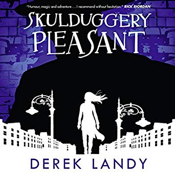 Skulduggery Pleasant Book 1