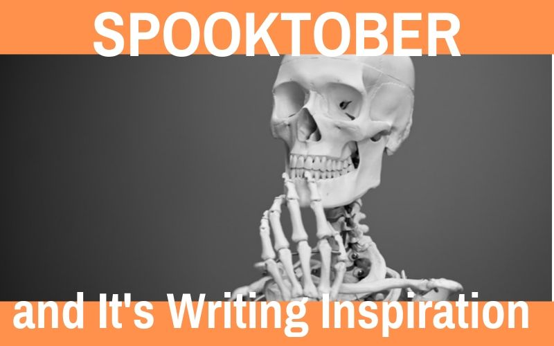Spooktober and It's Writing Inspiration, The Penned Sleuth,Writers, no doubt you have experienced it before. The bout of inspiration that hits you when an uplifting season comes around. Be it a time of the year that you have fond memories of or the energy of others brings you up. Today, I will be discussing a time of the year that fills me with the creative spirit and why it should lend the same spirit to you as well. It is the time for scares, horror and suspense!  Doot doot!