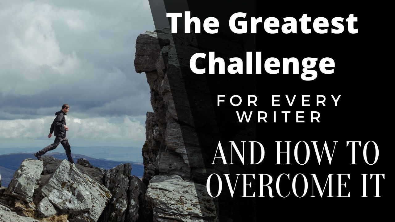 The Greatest Challenge for Every Writer and How to Overcome It, Matthew Dewey, The Penned Sleuth, There are many challenges writers face. Some of them are insignificant, some of them are daunting and some of these so much so it throws the writer off their novel completely. Yet, there is one in particular that all writers need to face, a challenge that will test them and their love for their novel.  Let's jump into it!
