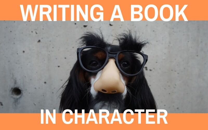 Writing a Book in Character, The Penned Sleuth, Matthew Dewey, Writing a book is by no means a simple task, but it can be made easier through a rather interesting method. Whether you write a book with several perspectives or only one, writing the story in the character of the protagonist can have a profound effect.  Let's jump into it!