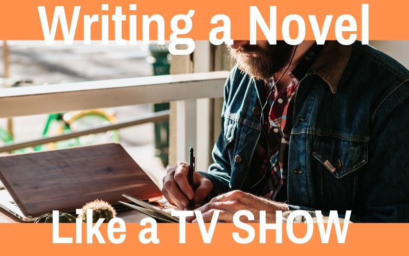 Writing a Novel Like a TV Show, The Penned Sleuth, Matthew Dewey, We all have our own ways of writing. Writers prefer to write for themselves, writing a story in a way that they enjoy reading it. Some writers prefer to write for the readers, giving them a structure the reader is no doubt familiar with. Yet, the question is raised whether you can write an enjoyable story and novel if it were written as a TV show?  Let's find out!